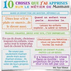 www.be French Language Lessons, Education Positive, French Classroom, French Quotes, Positive Attitude, Parenting Advice, Montessori, Gifts For Kids, Parents