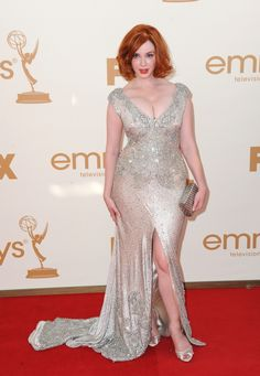 Christina Hendricks- HOW IS HER BODY EVEN POSSIBLE