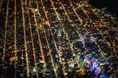 Stunning New York City Skyline Photographed from 7,500 Feet