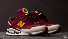 Zapatillas Ronnie Fieg x New Balance M530 KH Central Park #ronniefieg #sneakers #newbalance