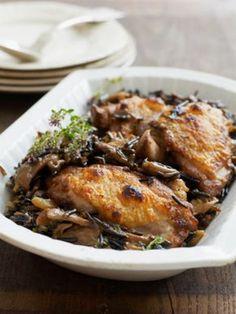 Chicken Perigord Style Recipe