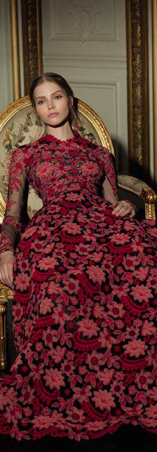 Valentino Haute Couture S/S 2013: Vogue Italy March 2013