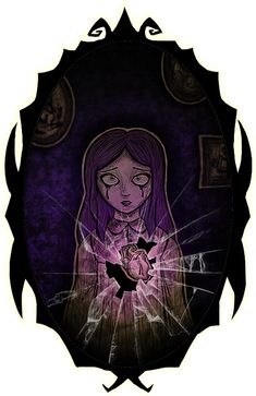 Broke the Mirror to the Past. by Kazy-NecRus on DeviantArt Alice Liddell, Alice Madness Returns, Emo Art, Through The Looking Glass, Art Pictures, Character Inspiration, Fairy Tales, Contemporary Art, Wonderland