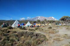 Lemosho Route, XXX Camp