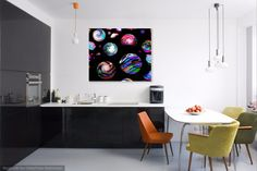 The Collection Canvas Print by Expressionistartstudio Priscilla-Batzell.  All canvas prints are professionally printed, assembled, and shipped within 3 - 4 business days and delivered ready-to-hang on your wall. Choose from multiple print sizes, border colors, and canvas materials.