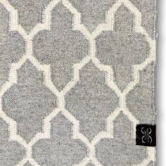 Trellis Ullmatta Grey/White Vit, Trellis, Grey And White, Rugs, Home Decor, Farmhouse Rugs, Decoration Home, Room Decor, Home Interior Design