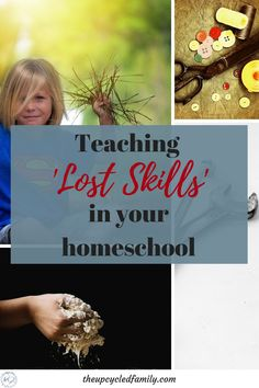 Want to take your kid's knowledge to the next level in your homeschool? 16 old-fashioned, vintage skills, life skills, homestead skills & traditional skill to boost your homeschool experience! How To Start Homeschooling, Thing 1, Homeschool Curriculum, Homeschooling Resources, Catholic Homeschooling, Homeschool Supplies, Learning Resources, Teacher Resources, Home Schooling