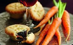 Sherry and a mince pie for Santa. Carrot for Rudolph #myhappychristmas @White Stuff UK
