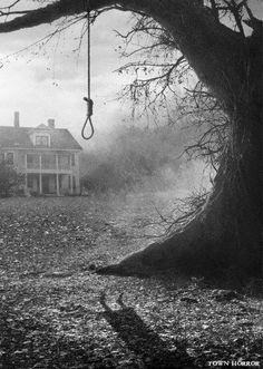 gallows, gallows tree, gibbet