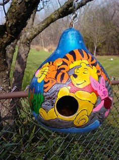 Birdhouse Gourd Hand Painted Garfield the Cat Fabulous Bright Colors on hand decorating gourds, cat pumpkins, cat blue eyes, owl gourds, dog gourds, different gourds, flamingo gourds, cat gourd art, witch gourds, ornaments from gourds, apache gourds, cat bird houses, chicken gourds, bear gourds, primitive gourds, bird gourds, cat bird seat, funny gourds, frog gourds, cheap dried gourds,