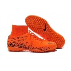 finest selection 8f850 a1bbe Buy 2016 Nike Hypervenom Phelon II 2015 High Tops Turf Soccer Shoes 2015  Dark Orange Black New Release MhmcK from Reliable 2016 Nike Hypervenom  Phelon II ...
