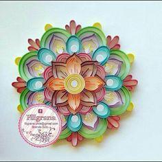 Mandala by Filigrana Regala Carina