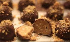 Nibbles by Nic | 3-Ingredient Do-Si-Do Balls - Girl Scout Cookies are here!!! Let's make some delish nibbles...shall we???? If you need to find cookies go to www.ilovecookies.org