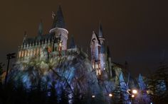 Harry Potter, Hogwarts castle wallpapers and images - wallpapers ...