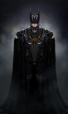Batman by Chenthooran Nambiarooran #Redesign