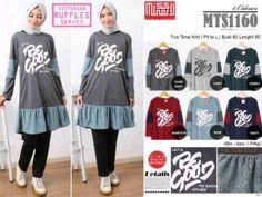grosir pakaian wanita MTS1160 - Grosir Baju Muslim Termurah 8d6eb13622