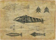 Jules Verne Nautilus Submarine Plans