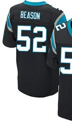 "$78.00--Garry Williams Jersey - Elite Black Home Nike Stitched Carolina Panthers #65 Jersey,Free Shipping! Buy it now:click on the picture, than click on ""visit aliexpress.com"" In the new page."