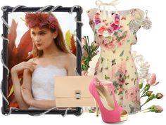 """spring wedding"" by valentina-drulez on Polyvore"
