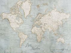 Image for canvas world map from kmart kmart living pinterest image for canvas world map from kmart kmart living pinterest garden shop wall art prints and wall sticker gumiabroncs Gallery