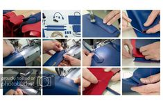 Making of the Prada Double Bag -