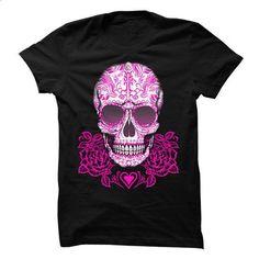 Sugar Skull Shirt - #cool tee shirts #designer hoodies. ORDER HERE => https://www.sunfrog.com/LifeStyle/Sugar-Skull-Shirt-67393965-Guys.html?id=60505