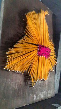String state art #punjab #ludhiana.  Made by @navroop sandhu