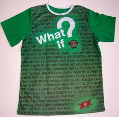 Dos Equis What IF Jersey Size M Bottle Cap Cerveza Athletic Sports Beer  #DosEquis #Jerseys