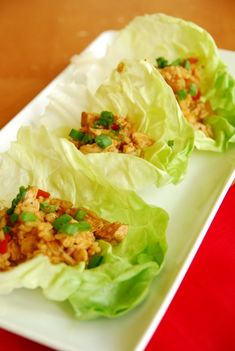 Crockpot Month :: Asian Lettuce Wraps #BabyCenterBlog #SugarMamaCooks #Crockpotrecipes #slowcookerrecipes