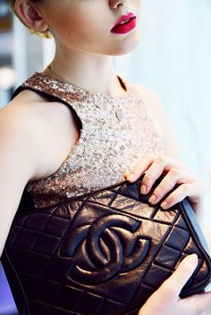 Chanel...a bag for all seasons and all reasons!