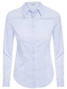 Camisa Feminina Priscila Listrada - Le Lis Blanc - Azul  - Shop2gether