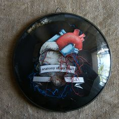 Anatomy of my heart I by mikesajnoski on Etsy