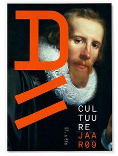 Studio Dumbar: Delft City Marketing Visual Identity