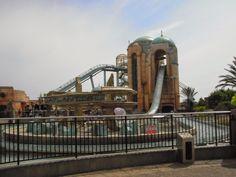 Miquelli's Amerikablog: Themepark attractie: Journey to Atlantis, SeaWorld...