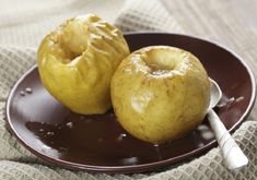 Manzanas horneadas para adelgazar