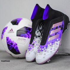Best Soccer Shoes, Best Soccer Cleats, Girls Soccer Cleats, Soccer Gear, Football Girls, Predator Football Boots, Cool Football Boots, Football Shoes, Football Cleats