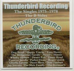 Thunderbird Recording - The Singles 1975 - 1978 - The B Sides CD My Music, Ebay