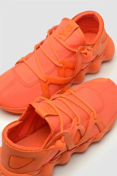 Y-3 Kyujo Low Orange | Sole Collector