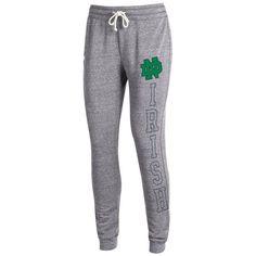 b5122ab792c5 Notre Dame Fighting Irish Under Armour Women s Levity Jogger Pant -  Heathered Gray
