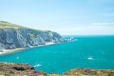 Isle of Wight #uk #travel #isleofwight #sea