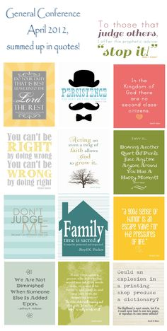 Conference quote printables! Genius! #conference #printable