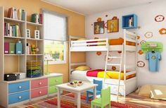 Etagenbett   30 Funktionelle Ideen Wie Sie Mehr Platz Sparen Können