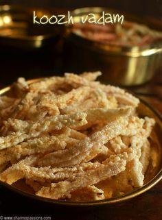 Rice Chips Indian Snacks, Indian Food Recipes, New Recipes, Vegetarian Recipes, Snack Recipes, Cooking Recipes, Prawn Dishes, Veggie Snacks, Leftover Rice