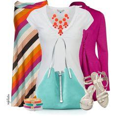 Alternative Apparel Seneca Maxi Skirt