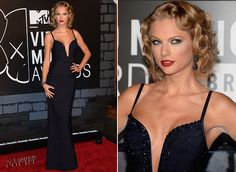 Taylor Swift in Herve Leger | 2013 MTV Video Music Awards