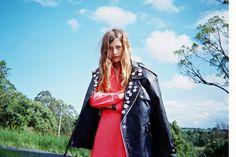 Teresa Oman Stars In Alida Buffalo's New LookBook