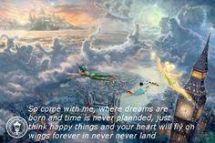 <3 best Peter Pan quote
