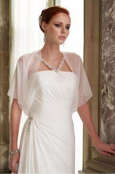 Coprispalle per vestito da sposa bridal