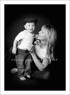 Mother & Son Photography