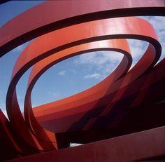 DESIGN MUSEUM HOLON  HOLON / ISRAEL / 2010 - Ron Arad Architects